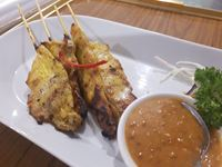 Picture of 2. Satay Chicken