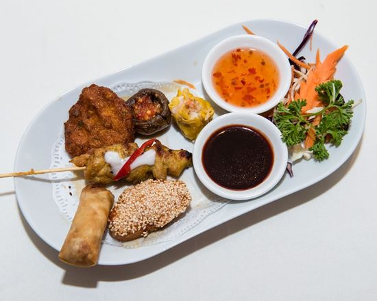 Picture of Thai Orchid Platter
