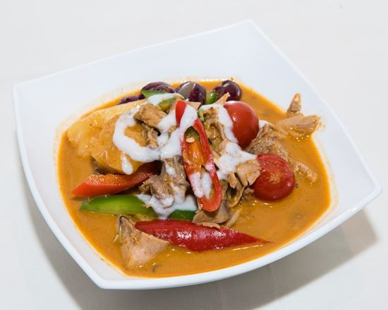 Picture of 36. Chicken Panang (Thai Red Curry)
