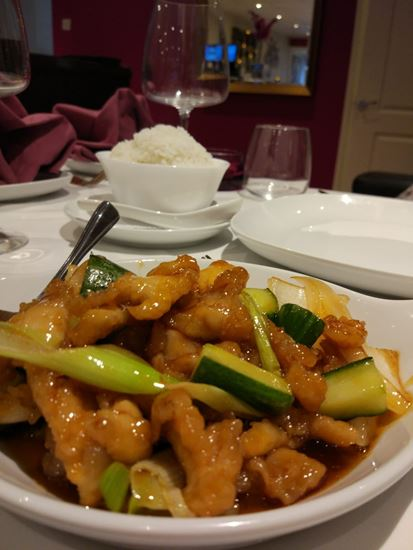 Picture of 17. Pad Prew Wan (Sweet and Sour)